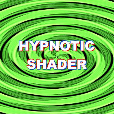 Hypnotic shader